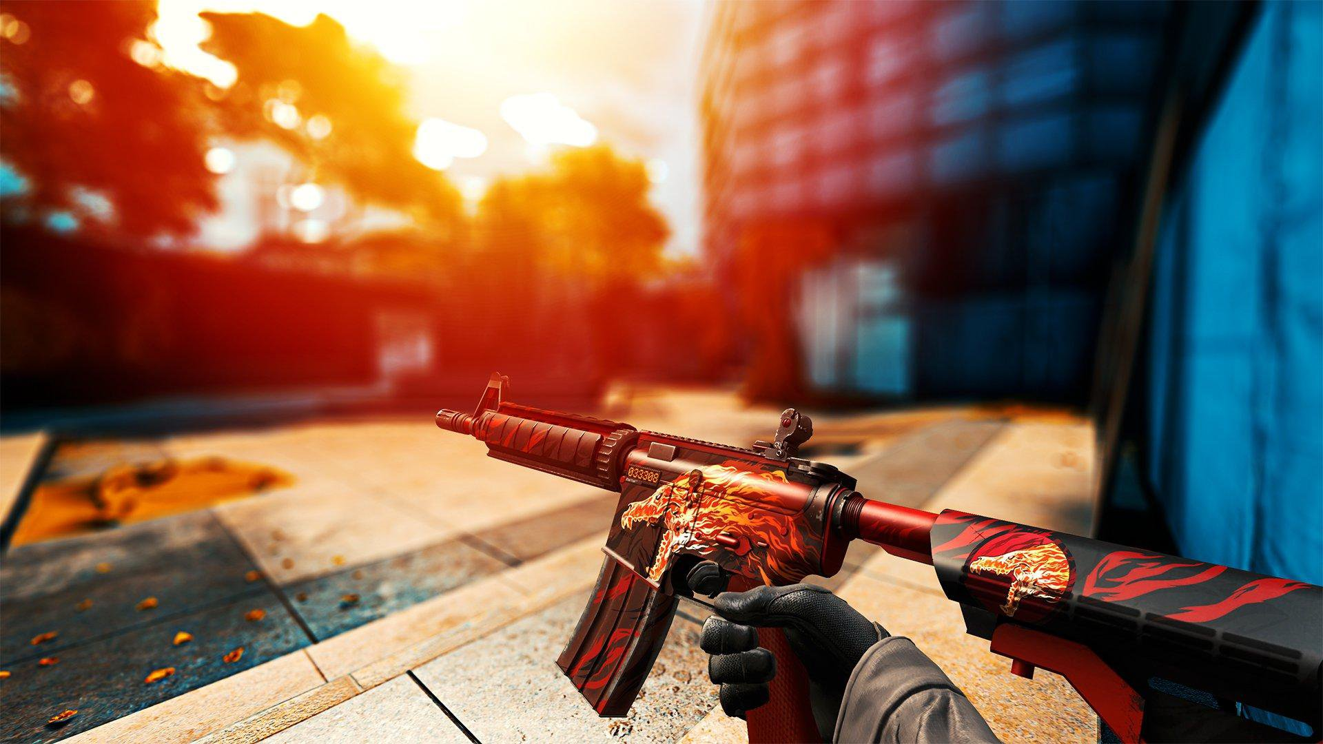 The Counter-strike global offensives game boosting service